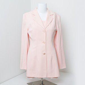Pink Caché Blazer & Dress Set